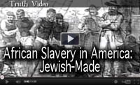 African Slavery in America-  Jewish-Made