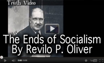 The Ends of Socialism By Revilo P. Oliver