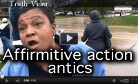 Affirmitive Action Antics
