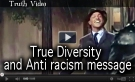 True Diversity  and Anti racism message