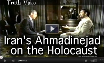 Iran's Ahmadinejad  on the Holocaust