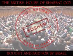 Parliament Koshered up