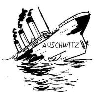 Stinking sinking ship of global deception
