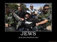Go be Jews elsewhere